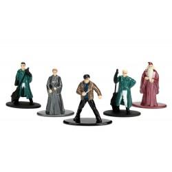 Set 5 figurine metalice Harry Potter 1:65