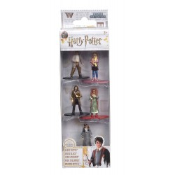 Set 5 figurine metalice Harry Potter
