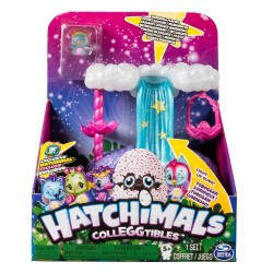 Set de joaca Hatchimals Cascada Tobogan