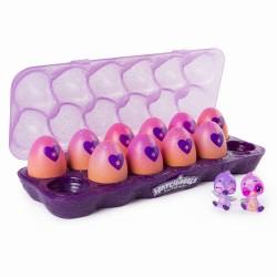 Set 12 ousoare Hatchimals cu cofraj Sezonul 4