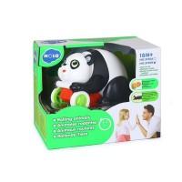 Jucarie bebe Push and Go - Ursuletul Panda