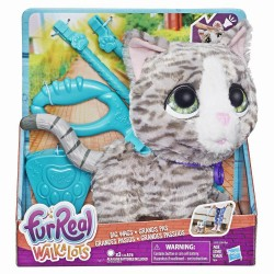 Jucarie interactiva FurReal Walkalots Pisicuta