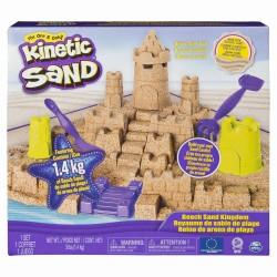 Set creativ Kinetic Sand Castelul de Nisip