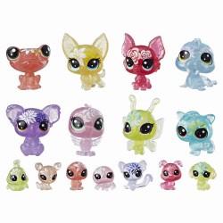 Set 16 figurine Littlest Pet Shop Floare