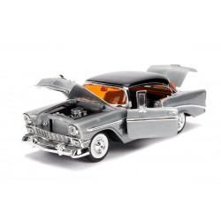 Macheta metalica Chevy Bel Air 1956 scara 1:24