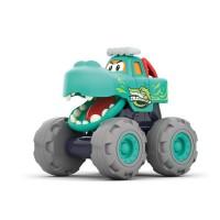 Masinuta bebe Monster Truck Crocodil
