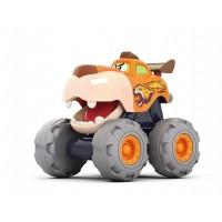 Masinuta bebe Monster Truck Leopard