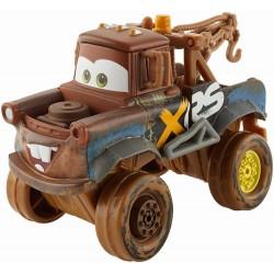 Masinuta metalica Bucsa cu suspensii Cars Mud Racing