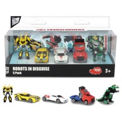 Set 5 masinute robot Transformers - Bumblebee