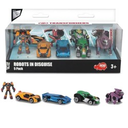 Set 5 masinute robot Transformers