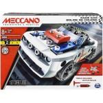 Set metalic constructie Meccano - Masina de curse 242 piese