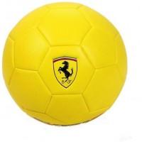 Minge de fotbal Ferrari galbena marimea 5 editie limitata