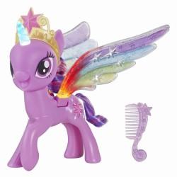 Figurina Ponei Twilight Sparkle cu aripi stralucitoare