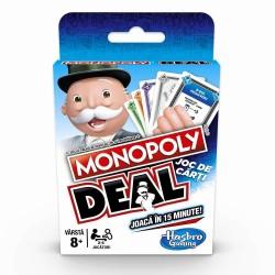 Joc cu carti Monopoly Deal
