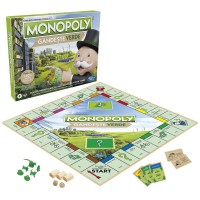 Joc Monopoly Go Green in limba romana