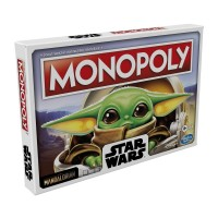 Joc de societate Monopoly The Child Baby Yoda