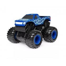 Masinuta metalica Monster Jam Blue Thunder scara 1:43