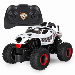 Masinuta RC Monster Jam Dalmatianul 1:24