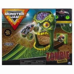 Set cascadorii Monster Jam - Doboara Zombie