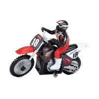 Motocicleta cu telecomanda Dickie Toys
