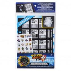 Pagina pentru colectionat medalii Yo-Kai