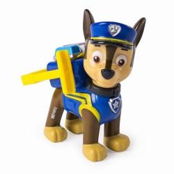 Figurina Patrula Catelusilor - Chase in uniforma de politie