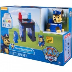 Set constructie Chase Paw Patrol 21 piese