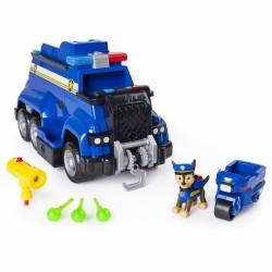 Set de joaca Patrula Catelusilor - Vehicul de politie Chase cu functiuni