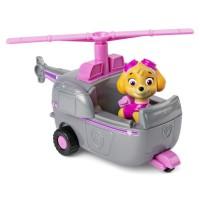 Vehicul cu figurina Skye Patrula Catelusilor