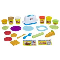 Set creativ Play-Doh Mic Dejun
