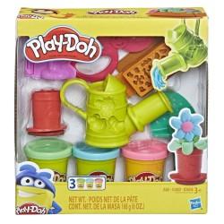 Set Play-Doh Gradina care creste cu accesorii