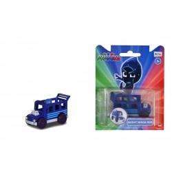 Figurina PJ Masks Night Ninja Bus