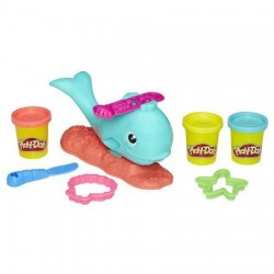 Set creativ Play-Doh Balena Albastra