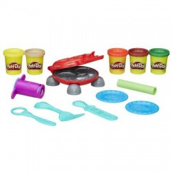 Set creativ Play-Doh Burger Barbecue