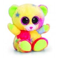 Plus Ursulet curcubeu Animotsu 15 cm