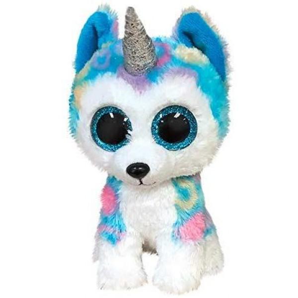 Plus Ty Boos Husky Unicorn 24 cm