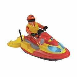 Pompierul Sam - Ski Jet Juno cu figurina si accesorii