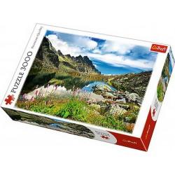 Puzzle Trefl - Lac in Muntii Tatra Slovacia