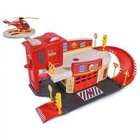Statie de pompieri Dickie Toys - Pompierul Sam