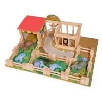 Set educativ Zoo - Eichhorn