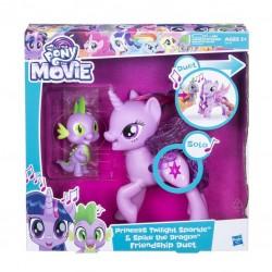 Set figurine My Little Pony - Duetul prieteniei