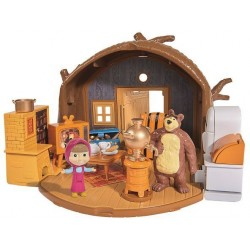 Set de joaca Masha - Casa Ursului