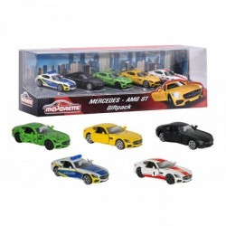 Set masinute Majorette Mercedes AMG 5