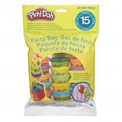 Set Play-Doh Petrecerea colorata