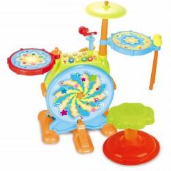 Set tobe cu scaunel Hola Toys