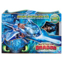 Figurina Dragons Toothless Spin Master