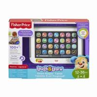 Tableta educativa bebelusi Laugh and Learn Fisher Price limba romana