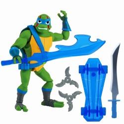 Figurina Leonardo cu accesorii Testoasele Ninja