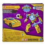 Robot Transformers Bumblebee Battle Call Trooper