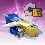 Robot Transformers Decepticon Meteorfire Battle Call Trooper